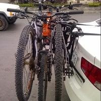 Photo taken at Bicimania Bike Shop by Sandy S. on 7/5/2012