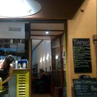 Photo taken at El cafe del pont by Sandra G. on 7/27/2012
