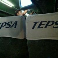 Photo taken at Tepsa by DAVID H. on 3/21/2012