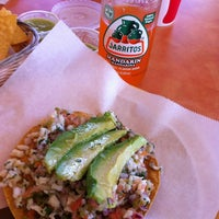 Photo taken at Taqueria Los Caporales by Jennifer C. on 8/5/2012