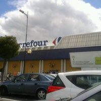 Photo taken at Carrefour by Jose Manuel P. on 4/7/2012