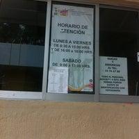 Photo taken at Modulo De Licencias Y Control Vehicular by Eduardo T. on 3/24/2012