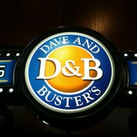 Photo taken at Dave & Buster's by Rich U. on 2/21/2012