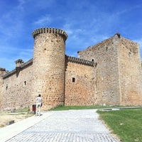 Photo taken at Castillo De Valdecorneja by Rodri M. on 9/1/2012