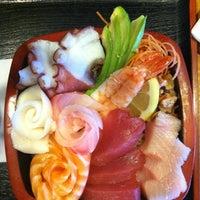 Photo taken at Fujiya Japanese Garden Restaurant by Sarah T. on 2/11/2012