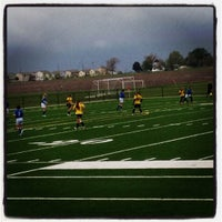 Photo taken at Spring Creek Soccer Complex by Jinx on 4/23/2012