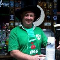 Photo taken at Belfast Mill Irish Pub by Lori B. on 3/17/2012