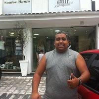Photo taken at Santos Mania by David S. on 4/7/2012