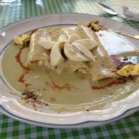 Photo taken at Emara Antojitos Yucatecos by Juan Charly on 5/23/2012