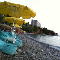 Photo taken at Αλμύρα by Jon Μ. on 9/1/2012