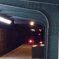 Photo taken at MTA Subway - Rockaway Ave (3) by Darius S. on 7/23/2012