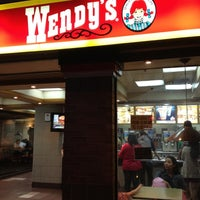 Photo taken at Wendy's by Raffy T. on 4/14/2012