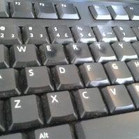 Photo taken at Ponto e virgula Comunicação by Adriana M. on 8/27/2012