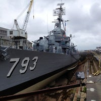 Photo taken at USS Cassin Young by Les on 6/16/2012