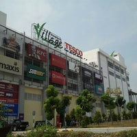 Photo taken at Tesco Hypermarket by Azmi A. on 6/18/2012