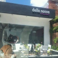 Photo taken at Della Nonna Coffee and Pastry by Raysa M. on 9/2/2012