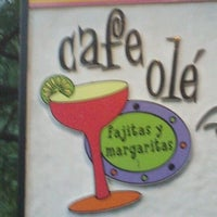 Photo taken at Cafe Ole by Jeremy W. on 6/28/2012