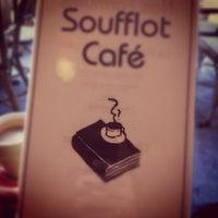 Photo taken at Café le Soufflot by PPC &. on 6/20/2012