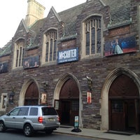 Photo taken at McCarter Theatre by Patrick K. on 4/21/2012