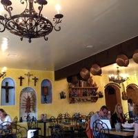 Photo taken at El Zarape Restaurant by Janette G. on 5/12/2012