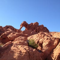 Photo taken at Valley of Fire State Park by Jakub M. on 4/12/2012