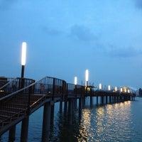 Photo taken at Lower Seletar Reservoir by Garrett on 9/4/2012