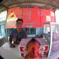 Photo taken at Sriwijaya Fried Chicken by Obay M. on 9/9/2012