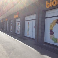 Das Foto wurde bei Biomì von Andrea R. am 8/31/2012 aufgenommen