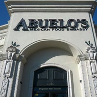 Photo taken at Abuelo's Mexican Restaurant by MontroAcademy.com on 6/14/2012