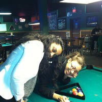 Photo taken at Jake's Billiards by LaToya on 2/21/2012