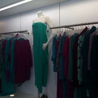 Photo taken at DVF Meatpacking by Siv on 9/1/2012