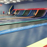 Photo taken at Jump Street by Todd F. on 2/19/2012