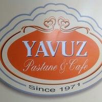 8/12/2012 tarihinde Mert O.ziyaretçi tarafından Yavuz Pastanesi'de çekilen fotoğraf