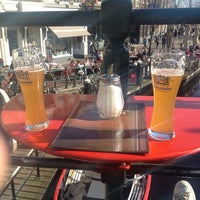 Photo taken at Café van Engelen by Jeff on 3/28/2012