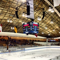 Photo taken at David S. Ingalls Rink by Brian L. on 3/3/2012