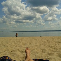 Photo taken at Presque Isle Beach 11 by shannon w. on 8/13/2012