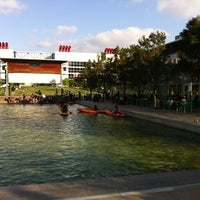 Photo prise au Discovery Green par Nikhil K. le4/1/2012