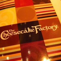 Photo taken at The Cheesecake Factory by Andrea J. on 7/2/2012