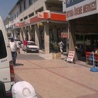 Photo taken at Bankalar Caddesi by Erkan D. on 8/28/2012