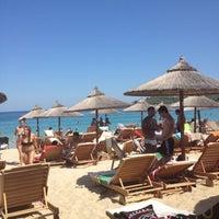 7/20/2012에 Markos B.님이 Λευκή Άμμος에서 찍은 사진