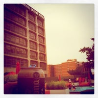 Photo taken at Capitol Skyline Hotel by thissianne on 8/3/2012