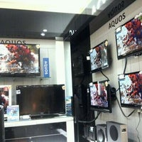 Photo taken at Hartono Elektronika by JChrisS 司. on 2/17/2012