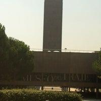 Photo taken at Museo del Traje by Felipe on 8/4/2012