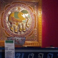 Photo taken at Thai Cuisine II by Gay D. on 8/17/2012