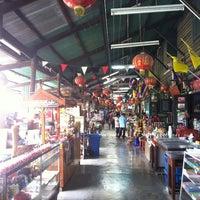 Photo taken at Klong Suan 100-Year-Old Market by Anurak K. on 4/1/2012