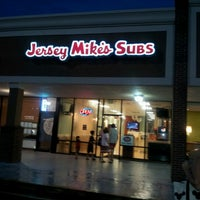 Photo taken at Jersey Mike's Subs by Mark L. on 8/1/2012