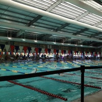 Photo taken at Cecil Field Aquatic Center by Ben K. on 3/17/2012