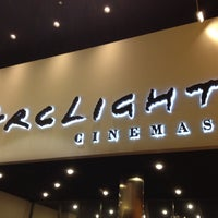 Photo taken at ArcLight Cinemas by Brett J. on 7/20/2012
