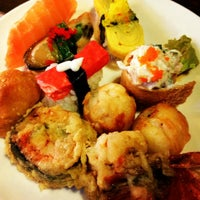 Photo taken at Shogun Japanese Buffet Restaurant by Hafiz Putra on 9/10/2012