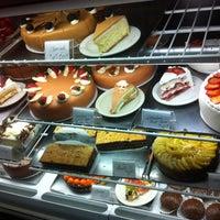 Photo taken at Andersen's Danish Bakery & Restaurant by Dean C. on 6/17/2012